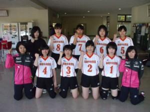 バレーボール女子1
